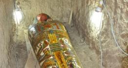Mısırda en eskisi 8 bin yıllık 110 mezar bulundu