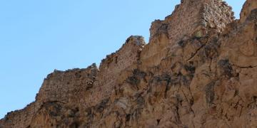 Iğdırda Tarihi Kızılkale Turizme Kazandırılacak