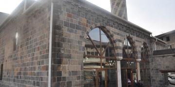 Muş Alaeddin Bey Camisi restore edildi