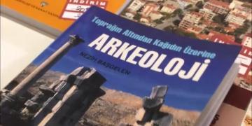İstanbul Kitap Fuarında Arkeoloji de var