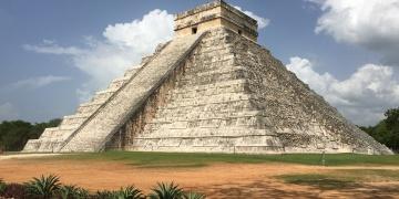 Mayaların Kukulkan piramidinin içinde üçüncü bir piramit bulundu