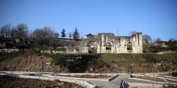Prusias ad Hypium Antik Kentinde restorasyon