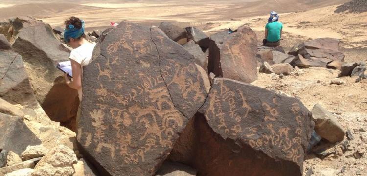 Çöl'de 2000 yıl öncesine ait yaşam izleri bulundu