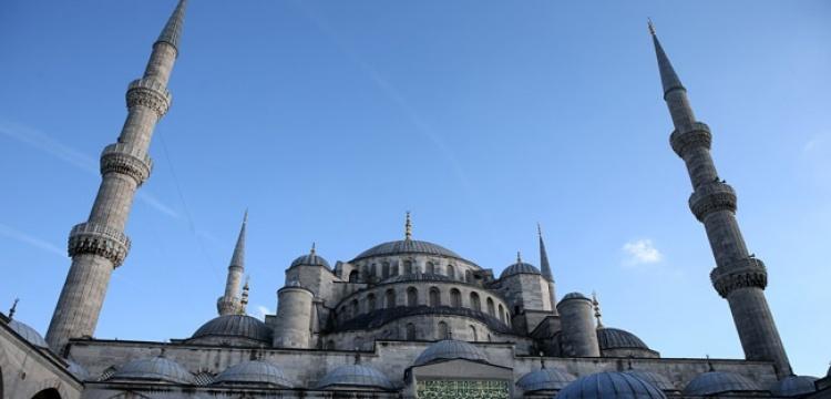 Sultanahmet Camisi'nin çinileri çalınmış