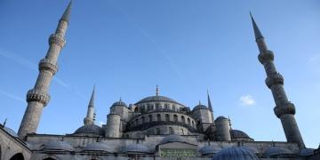 Sultanahmet Camisinin çinileri çalınmış