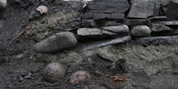 Norveçi kuran Efsanevi Viking Kralının kilisesi bulundu