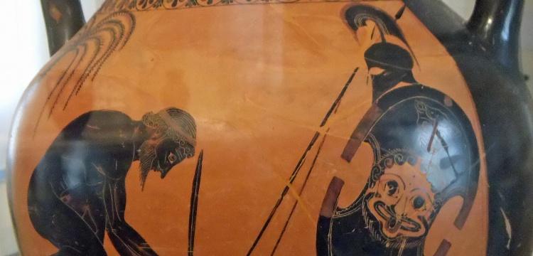 Attika Vazo Resim Sanatı ve Amphora