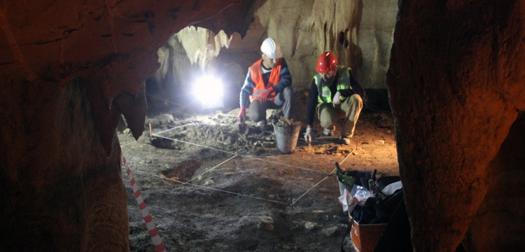 Muğla İncirliin Mağarasında Kazı Çalışmaları Başladı