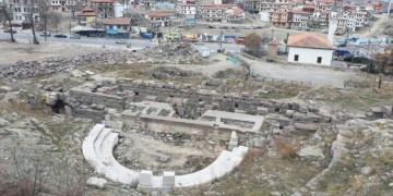 Ankara Roma Tiyatrosu ve Arkeopark Projesi için çalışmalar başladı