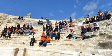 Rhodiapolis Antik Kenti Özel öğrencileri ağırladı