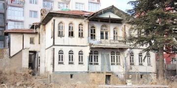 Yozgatta Asırlık Cevizli Konağı Restore Edilecek