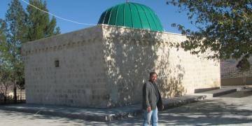 Gaziantepte tarih türbe restore ediliyor