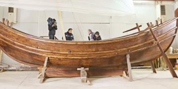 Bizans teknesi yeniden üretildi