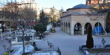 Kastamonu Nasrullah Meydanı hayata geçiriliyor