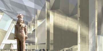 Büyük Mısır Müzesi, Tutankamon eşyalarını toplayacak