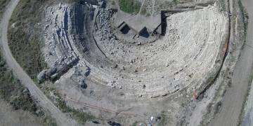 Margarsusta sıra stadyum kazılarına geldi