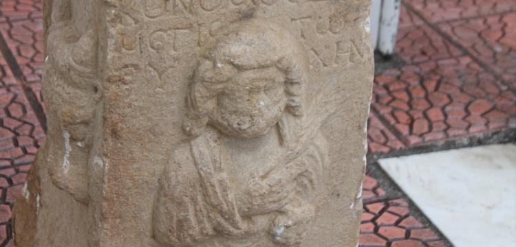 Konya'da tarihi eser yakalandı