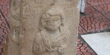 Konyada tarihi eser yakalandı