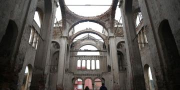 Bilecikteki Aya Yorgi Kilisesi restore edilecek