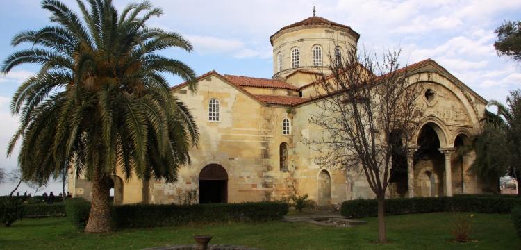 Trabzon Ayasofya Camisi restore edilmeye hazırlanıyor