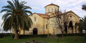 Mahkeme Trabzon Ayasofya camisi restorasyonunu iptal etti