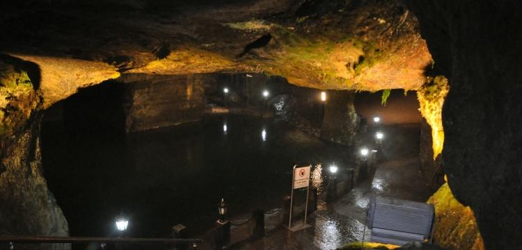 Herkül'ün mağaraları ziyaretçilerin gözdesi