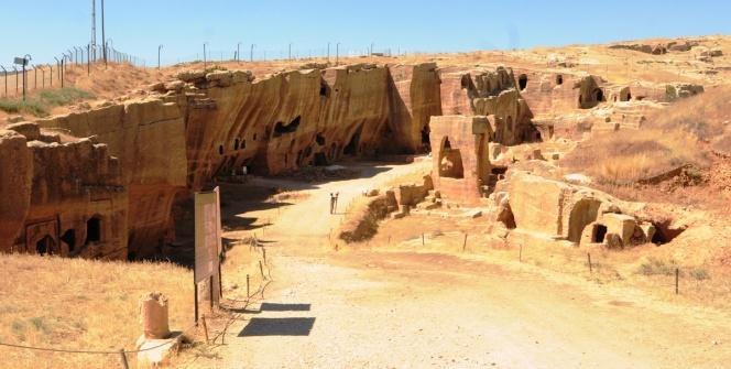 Dara Antik Kenti Nekropolü Ziyarete Açılıyor