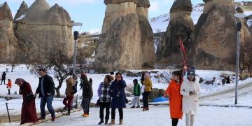 Kapadokyadaki müzeler 1.5 milyon ziyaretçi ağırladı