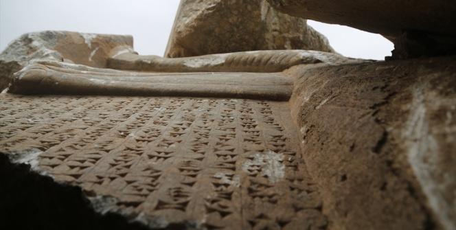Antik Nemrud Kenti Tahrip Edildi