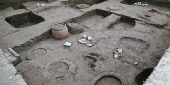 Özbekistanda 2 bin yıllık yerleşik yaşam izi bulundu