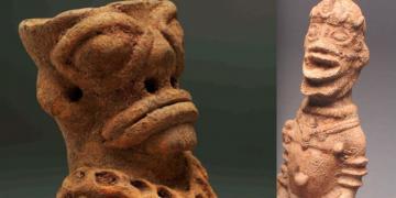 Afrikada prehistorik çağda kıtalararası ticaret izi.
