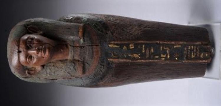 Mısır'da müzeden çalınan heykel Londra'da bulundu