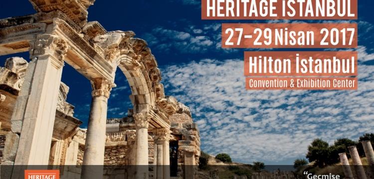 Heritage İstanbul Fuarı'nın konferans programı