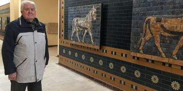 Ölü dillerin efendisi: Sümerolog Veysel Donbaz