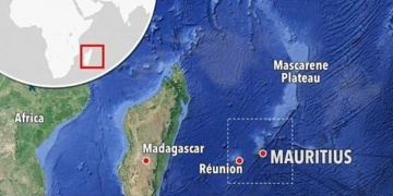 3 milyar önce batan kayıp kıta: Mauritia