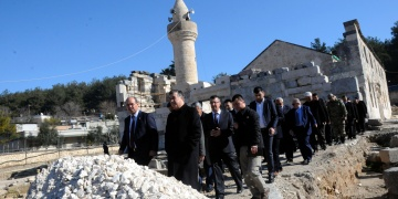 Osmaniyedeki Ala Cami restorasyon bekliyor!