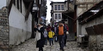 Safranbolu, nüfusunun 10 katı turisti ağırladı