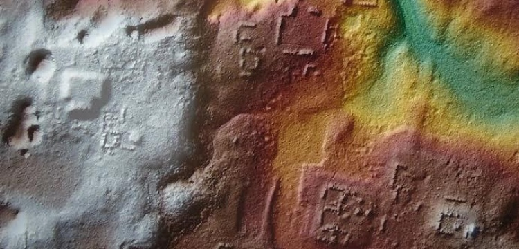Guatemala'da Mayalara ait yollar bulundu
