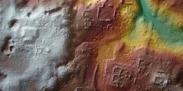 Guatemalada Mayalara ait yollar bulundu