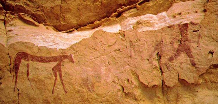 Gilf Kebir'deki kaya resimleri tarihlendirildi
