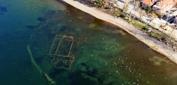 İznik'te kayıp Apollon Tapınağı Bazilika'nın altında iddiası
