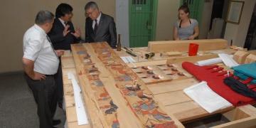 Tatarlının eşsiz mezar odası sergilenmeyi bekliyor