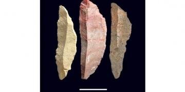 Afrikada, 64 bin yıllık ok uçları bulundu