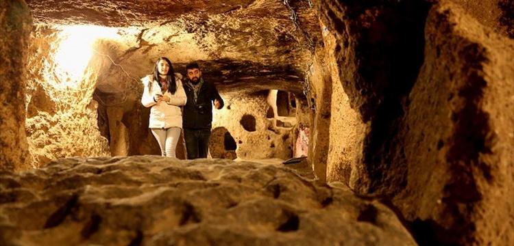 Kapadokya'nın gizemli yer altı şehirleri