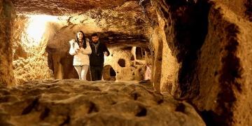 Kapadokyanın gizemli yer altı şehirleri