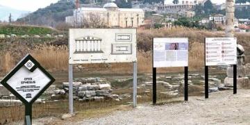 Hürriyete göre Efes: Bataklık harikası