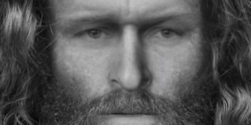 1400 Yıl önce öldürülen Keltin yüzü betimlendi
