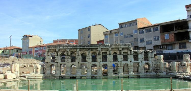 Sarıkaya Roma hamamı kamulaştırılıyor