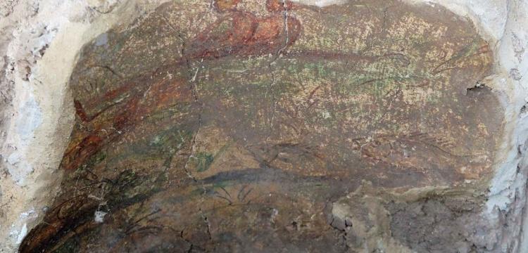İsrail'de Roma evi ve fallus şekilli muskalar bulundu