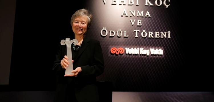 Vehbi Koç Ödülü, Prof. Dr. Zeynep Ahunbay'a verildi